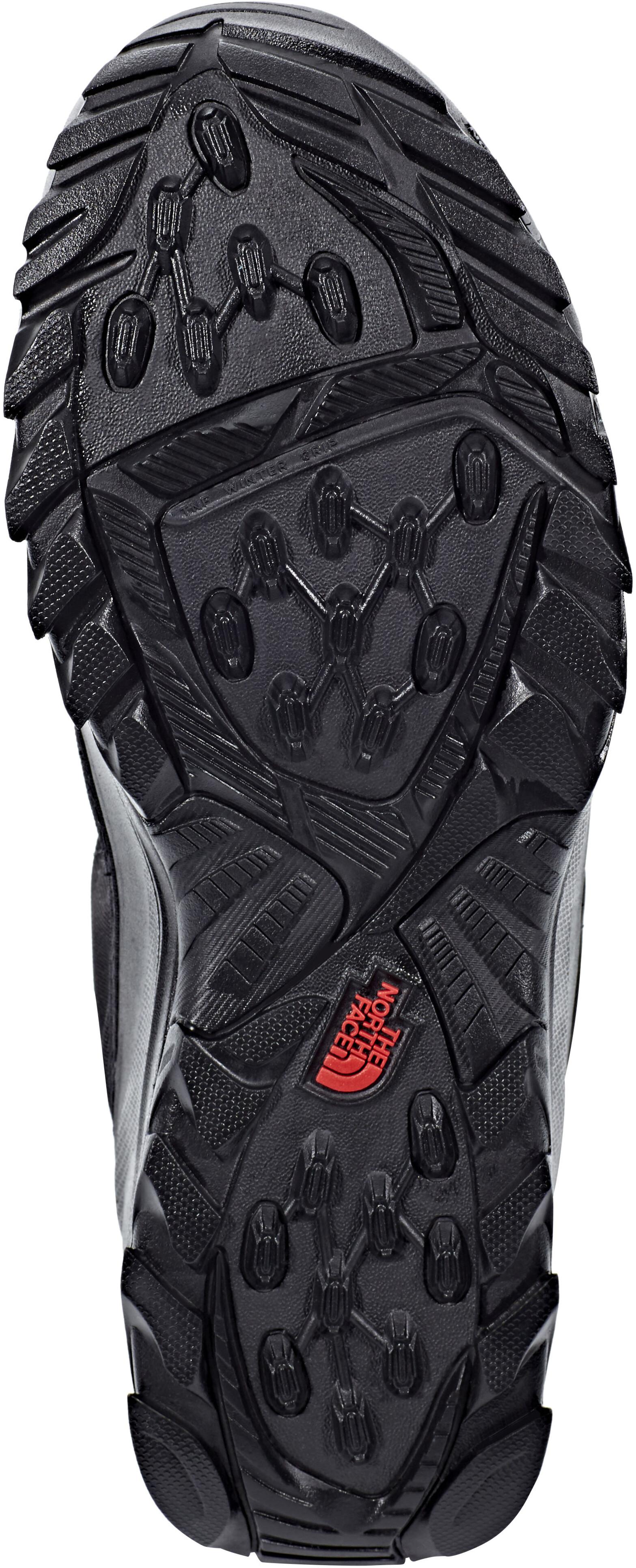 7208d6db57 The North Face Tsumoru Boots Men tnf black/dark shadow grey at ...